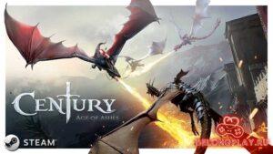 Бесплатная игра Century: Age of Ashes – полетаем на драконах?