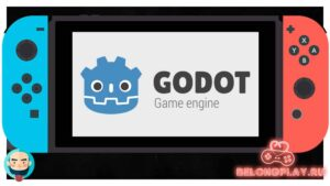 Godot Engine Nintendo Switch