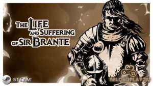 The Life and Suffering of Sir Brante (TLSSB) art wallpaper logo