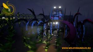 Игра Death Tractor – кошмарный сон фермера
