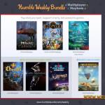 Humble Weekly Bundle: Multiplayer Mayhem