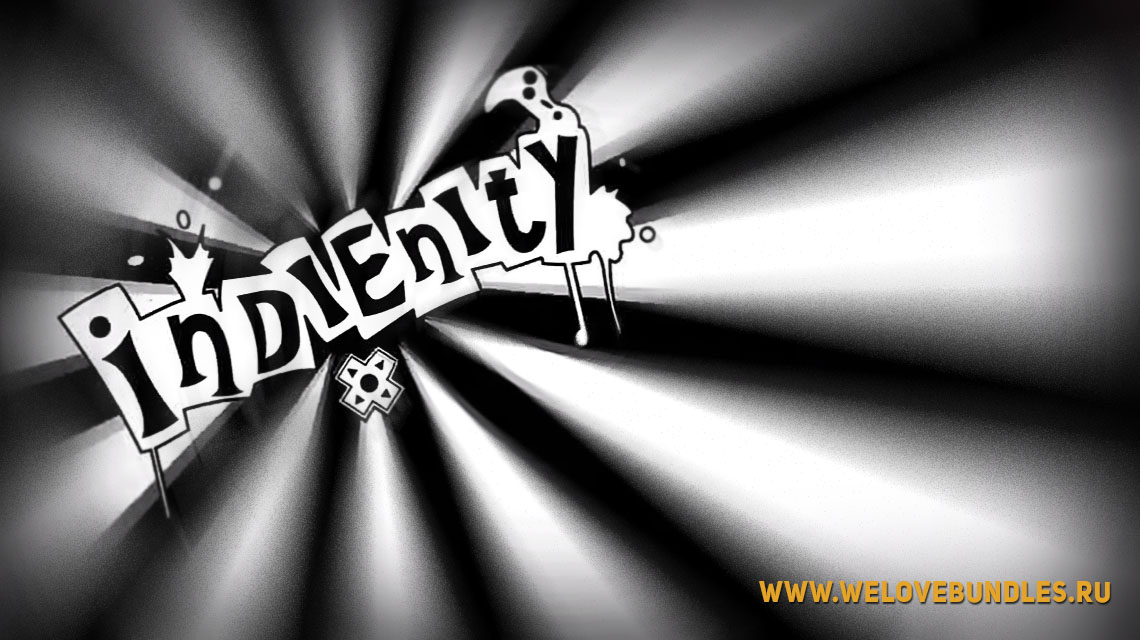 indienity game art logo