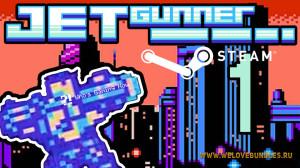 Бесплатная раздача Стим-ключей Jet Gunner