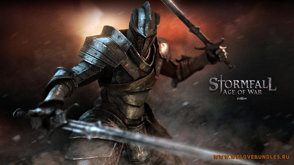 stormfall game art logo
