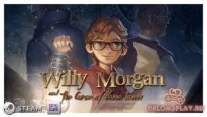 Пиратское приключение Willy Morgan and the Curse of Bone Town вышло в Steam и GOG