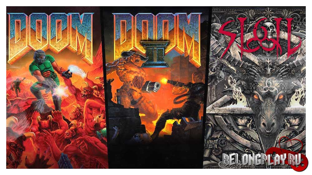 DOOM re-release DLC