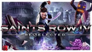 Обзор Saints Row: IV – Re-Elected на Nintendo Switch – пока мы ждём GTA на портатив
