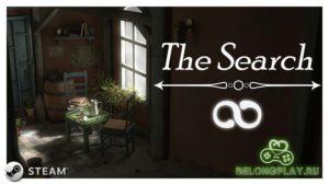 Головоломка The Search раздаётся в Steam