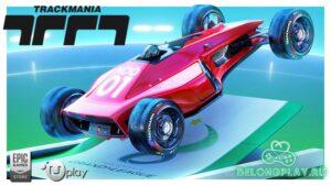Аркадные гонки Trackmania вышли бесплатно в Uplay и EGS