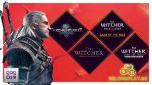 Раздача бонусных материалов для Ведьмака – The Witcher Goodies Collection