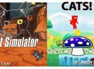Catstudio раздаёт две своих игры про кошек в Steam