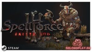 Открытое бета-тестирование SpellForce III: Fallen God (Ключи в Steam)