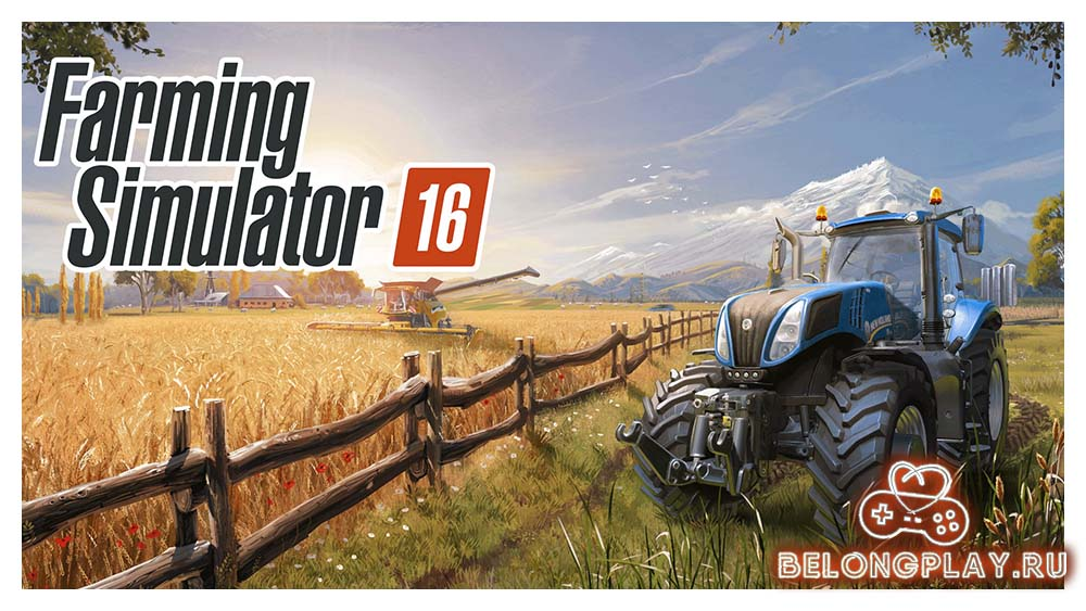 Farming Simulator 16