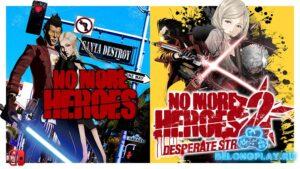 Обзор ремастер издания No More Heroes 1 и 2 на Nintendo Switch
