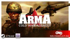 ARMA: Cold War Assault – бесплатно для ПК (Win, Mac и Linux) в честь юбилея