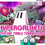 Hypergalactic Psychic Table Tennis 3000 – понг на максималках