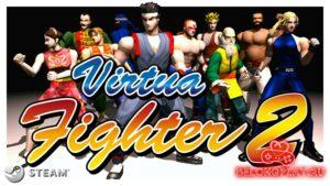 Virtua Fighter 2 пополнила раздачу классических 16-битных игр SEGA Classics на Games2Gether