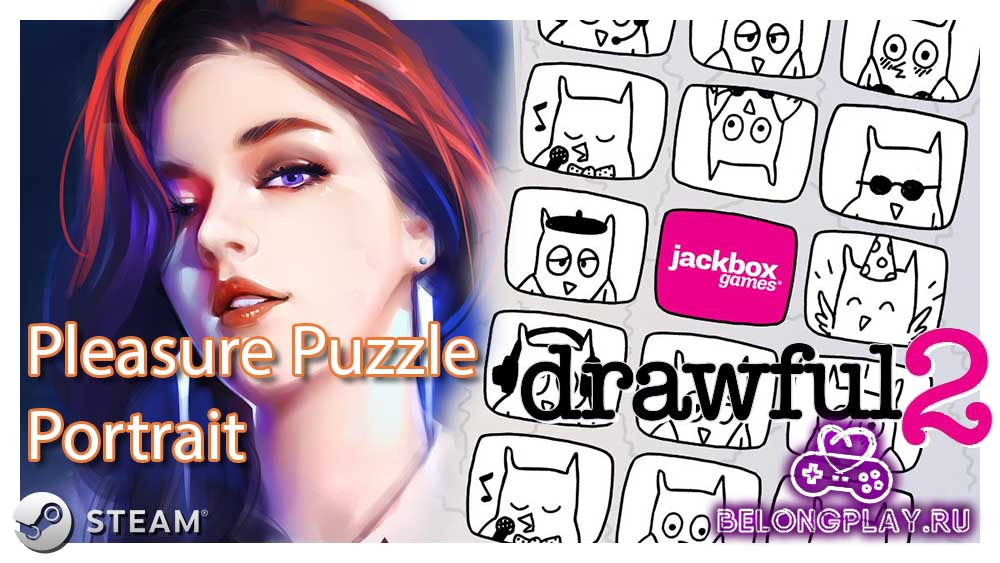 Pleasure Puzzle:Portrait