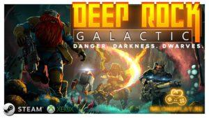 Игра DEEP ROCK GALACTIC вышла из раннего доступа на ПК и XBOX ONE