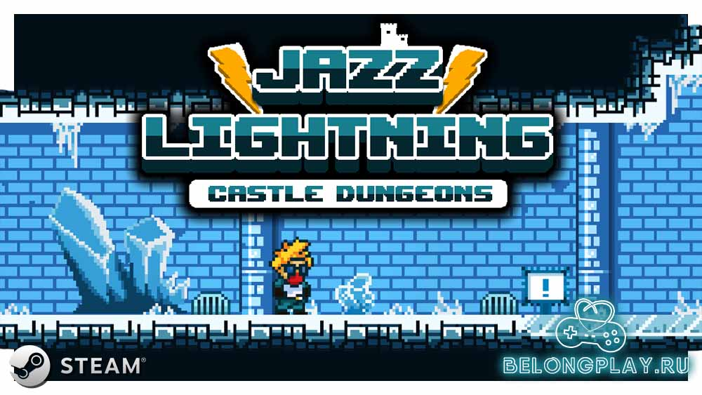 Jazz Lightning: Castle Dungeons