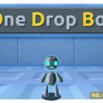 One Drop Bot – хардкорный пазл-платформер бесплатно в Steam