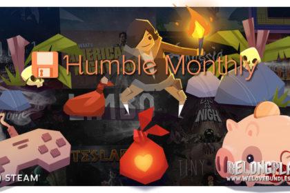 Humble Monthly что такое