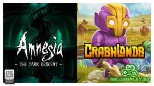 Amnesia: The Dark Descent и Crashlands – новая халява в Epic Games