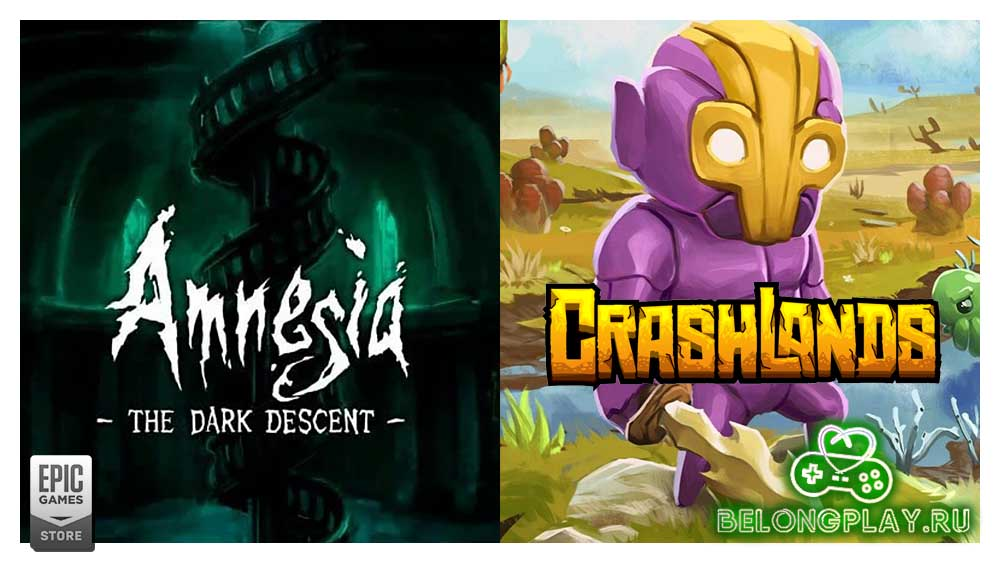 amnesia crashlands