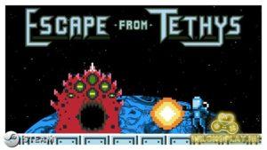 Стим халява: Платформер Escape From Tethys – космическая метроидвания