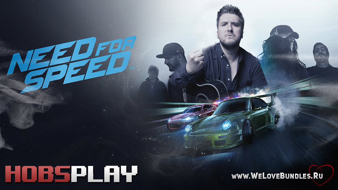 need for speed 2015 game art logo