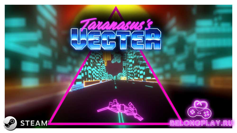 Vecter game art logo