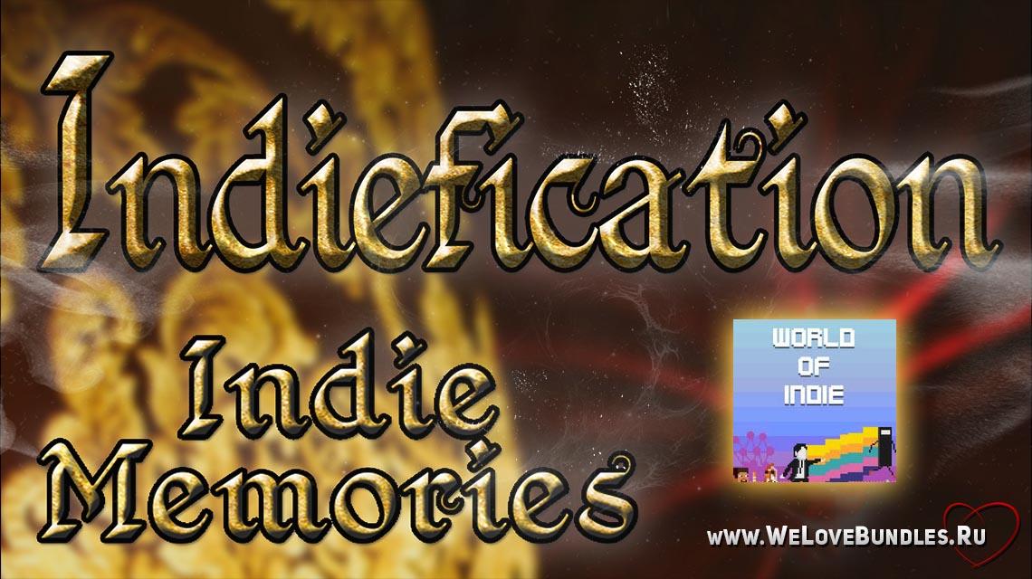 indiefication game art logo