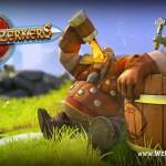 Игра Bierzerkers стала бесплатной в Стим – бухай, мечом махай