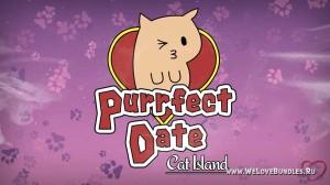 Purrfect Date: Cat Island — симулятор свиданий с кошками