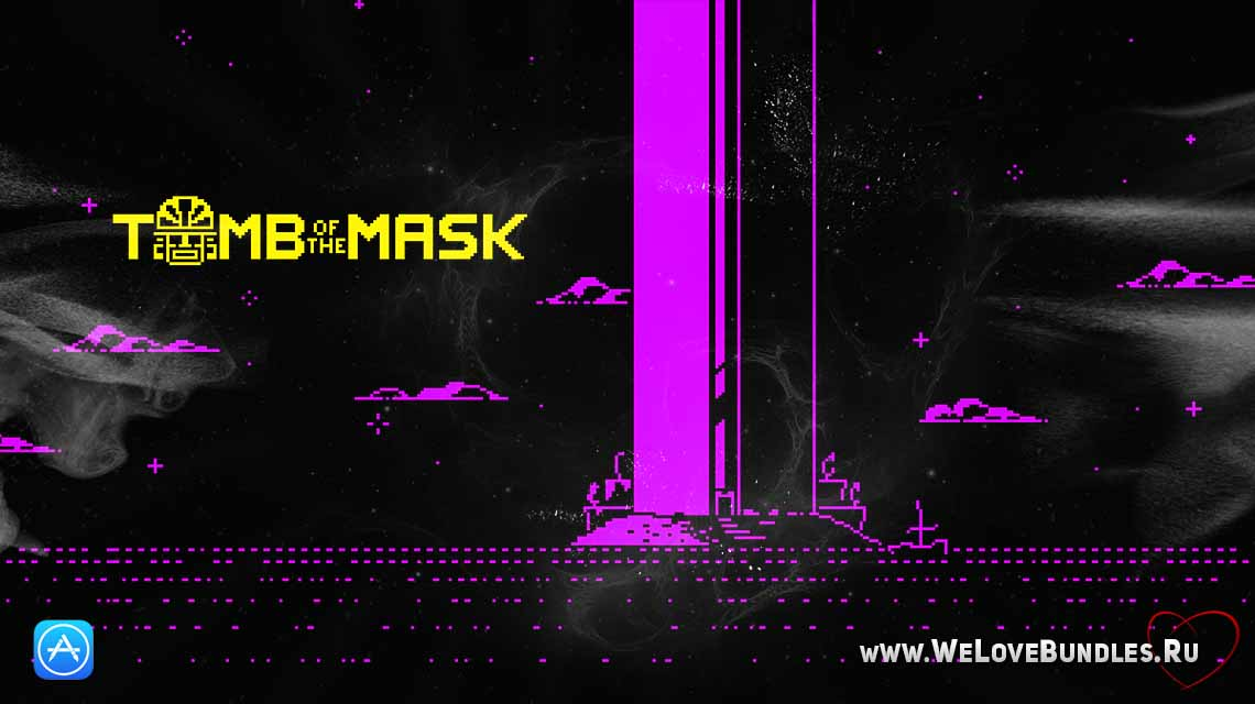 Tomb of the Mask game art logo