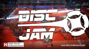 Раздача ключей тестирования игры DISC JAM в Steam