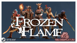 Отечественный выживач Frozen Flame выходит на краудфандинг FIG
