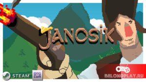 Чудесная метроидвания Janosik вышла бесплатно в GOG и Steam