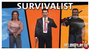 Халява: получаем игру Survivalist от Indie Gala