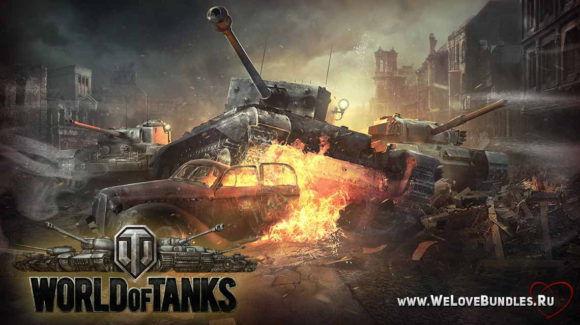 world of tanks game art logo