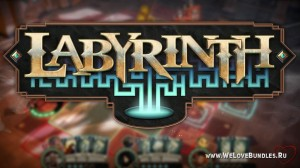 Розыгрыш 25 Steam-ключей игры LABYRINTH от Indie Kings