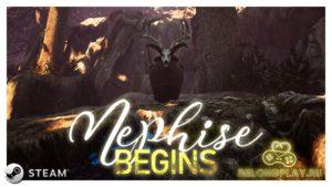 Раздача приквела головоломки Nephise Begins в Steam