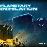 Бесплатная раздача Steam-ключей стратегической игры Planetary Annihilation