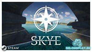Бесплатный симулятор гидросамолета SKYE вышел в Steam