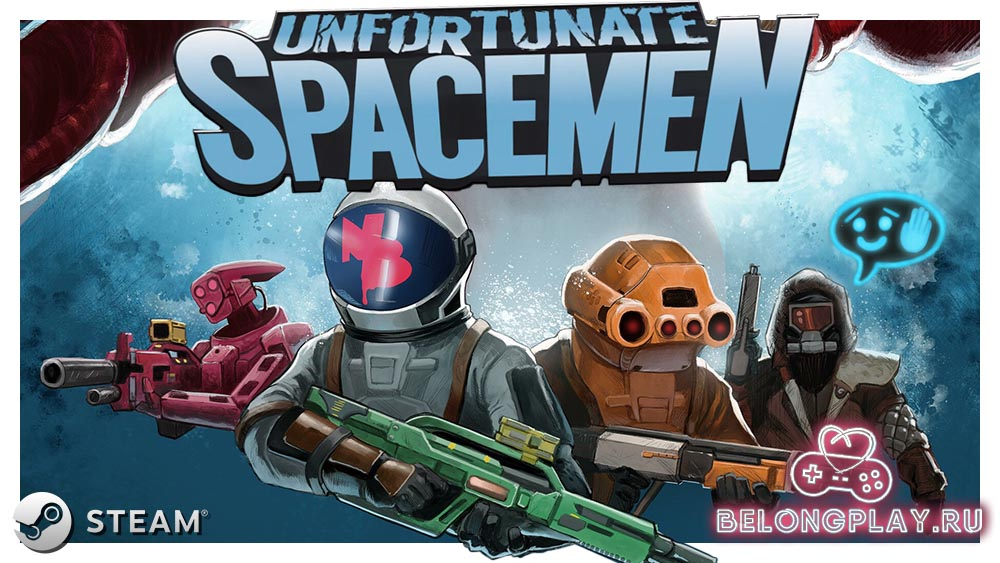 Unfortunate Spacemen