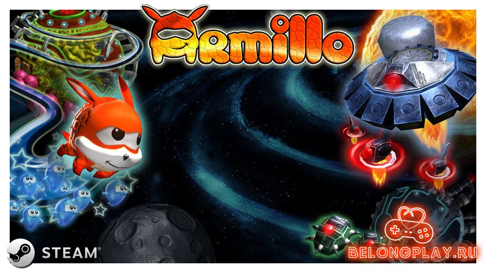 ARMILLO game