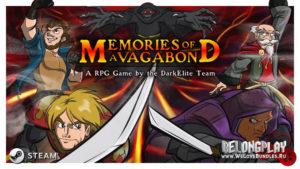Раздача бесплатных Steam-ключей Memories of a Vagabond