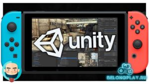 Unity on Nintendo Switch