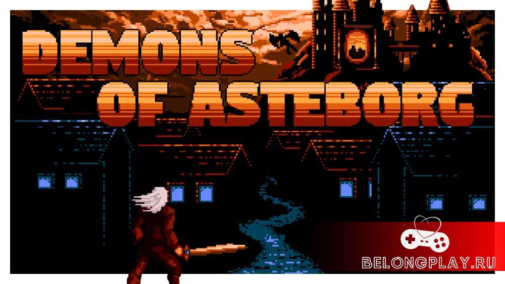 Demons Of Asteborg