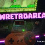 New Retro Arcade – техдемо для Oculus Rift с кучей встроенных олдскул игр